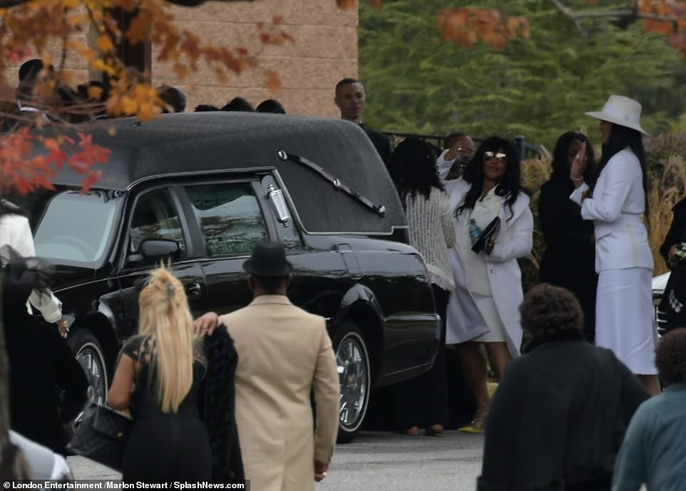 Heartbroken Diddy is pictured sitting alone by Kim Porter