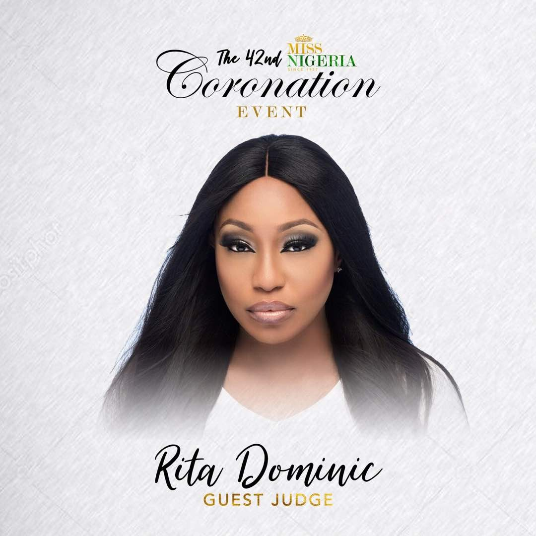 Miss Nigeria 2018 Coronation Ceremony: Meet the Judges