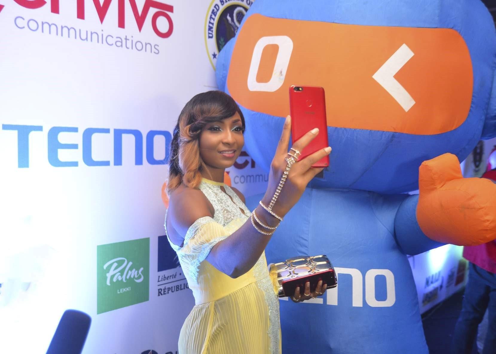 AFRIFF 2018 through the lens of Tecno Mobile