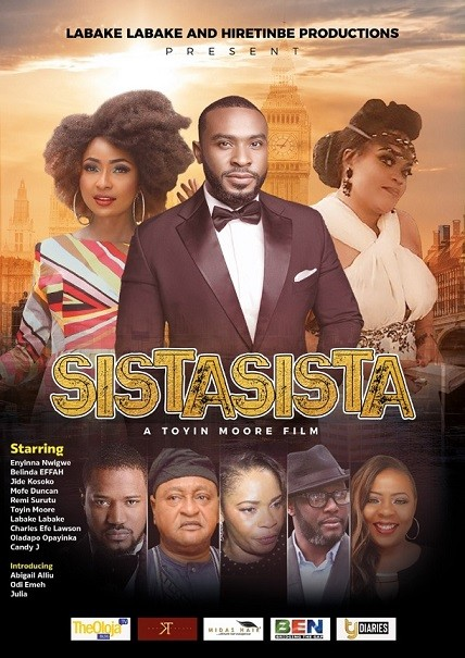 "Save this Date:  January 11th 2019, ""SISTA SISTA"" is coming to Nigerian Cinemas. The award winning movie - Best African Movie Premiered in UK 2018"
