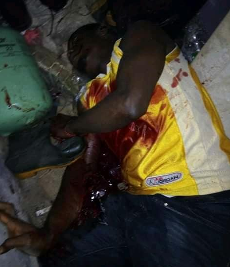 Three killed as unknown gunmen open fire on restaurant staff in Rivers State (graphic photos)