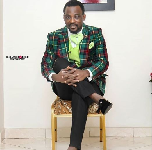 Fuji musician,?Pasuma celebrates 51st birthday with new photos.?