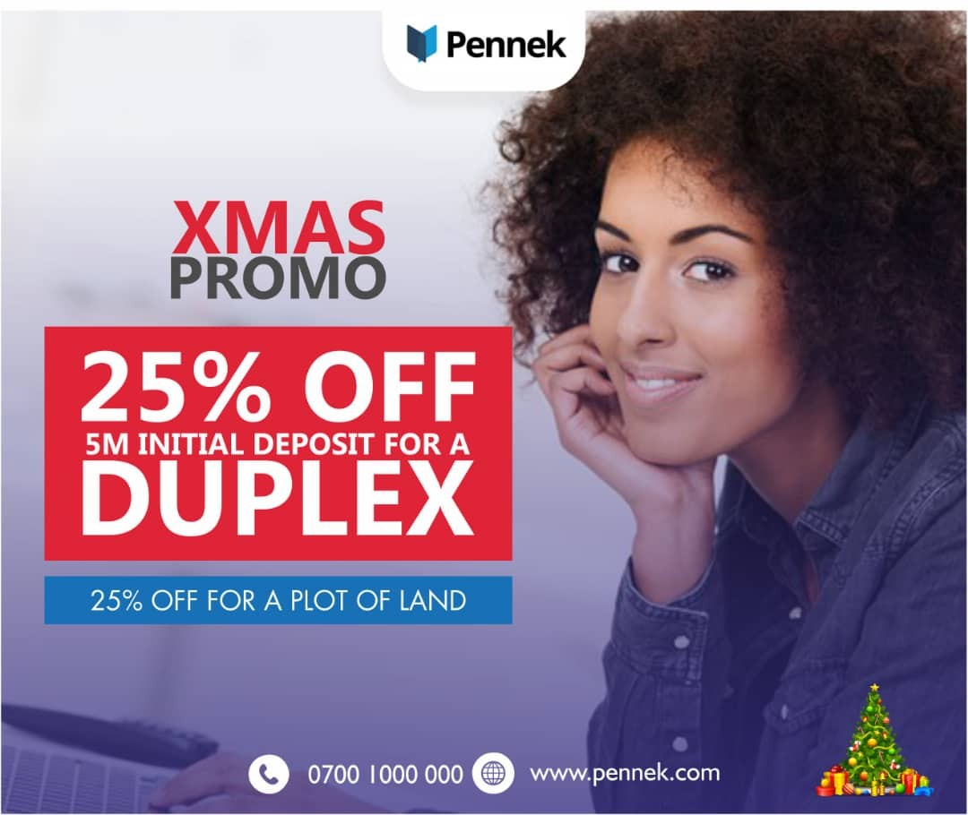 Lovely Duplex in Lekki with 490k Instalments : Xmas Promo