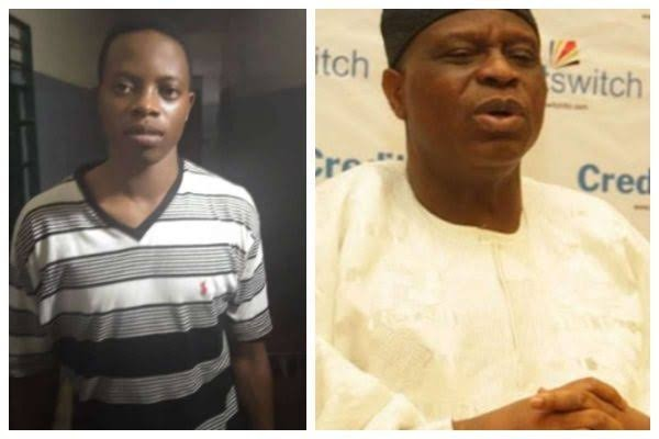 Lagos police says togolese cook accused of killing his boss is hail and Hearty