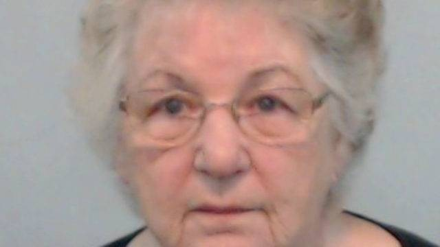 Photo: 80-year-old American woman arrested for allegedly conspiring with her Nigerian lover to scam a company
