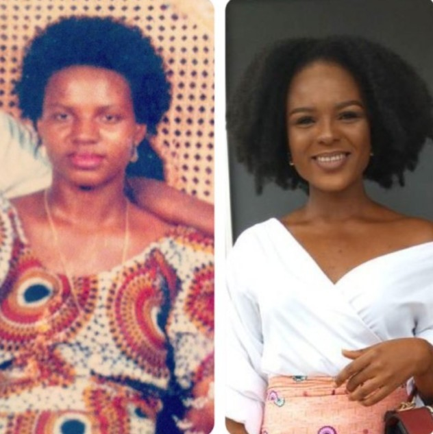Nigerian lady starts a search for her mother who left home 21 years ago after telling them they