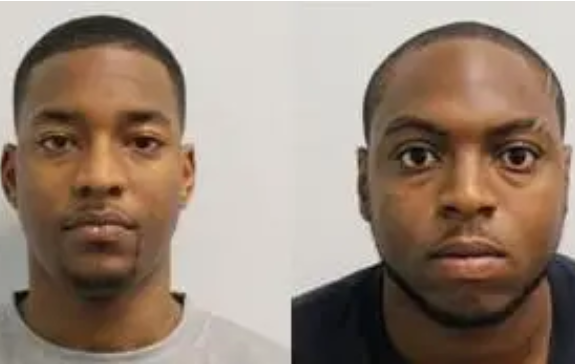 Nigerian man and his accomplice accused of robbery are jailed in the UK for 18 years