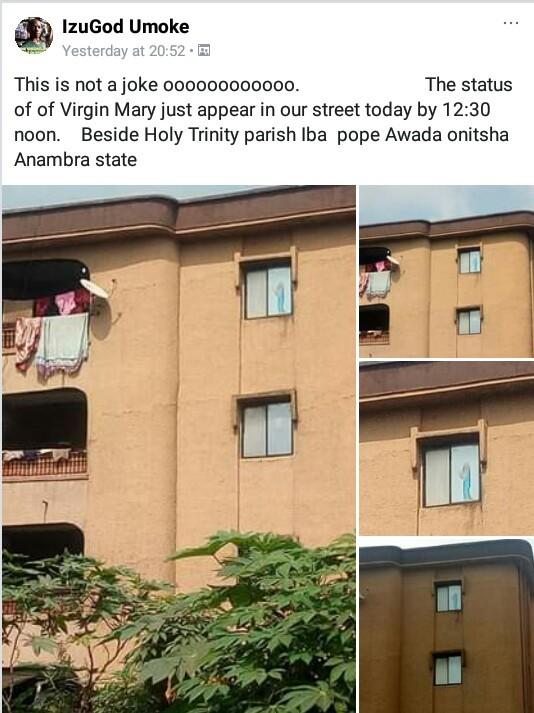 Photos: Man claims