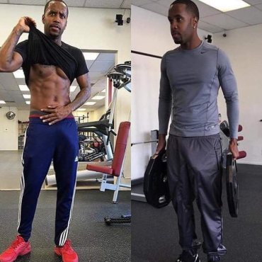 "Safaree complains about his big ""bulge"" and how it"