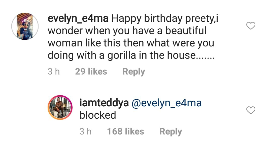 TeddyA wishes his babymama a happy birthday, slams trolls that attacked him for being with Bambam