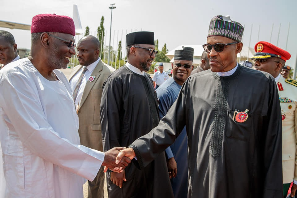 President Buhari heads to Poland to Participate at the 24th Session of the Conference of the Parties?on Climate Change (Photos)