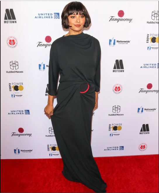 Check out red carpet photos from Ebony Magazine