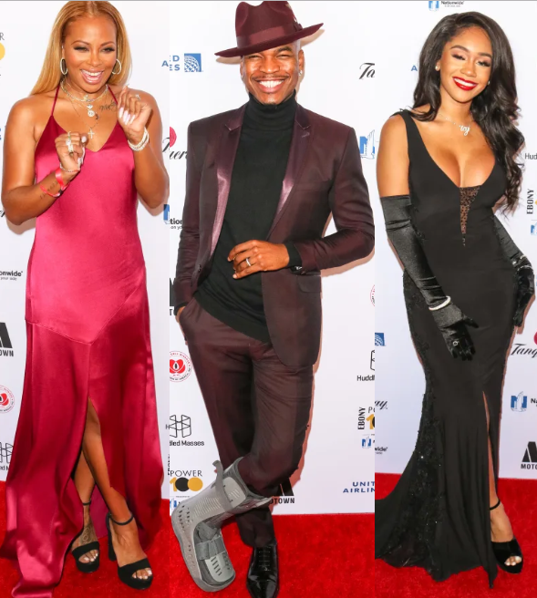 Check out red carpet photos from Ebony Magazine's annual Power 100 Gala