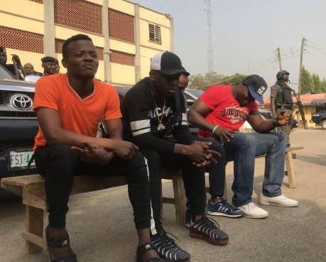 Small Doctor will need a big lawyer - Nigerians react as Police arrest their brand ambassador