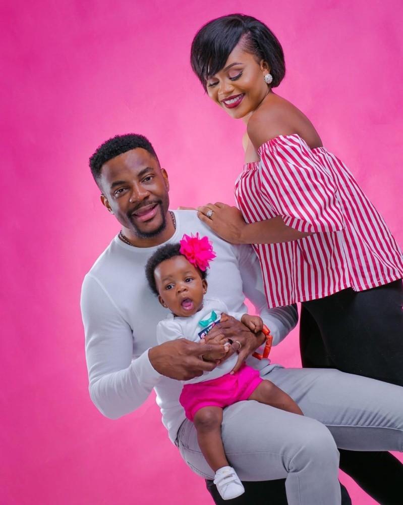 Ebuka Obi-Uchendu and wife expecting baby number 2! (Photo)