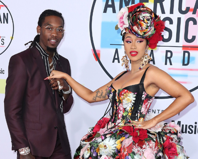 Cardi B makes a shocking announcement, says she has split from husband Offset (Video)