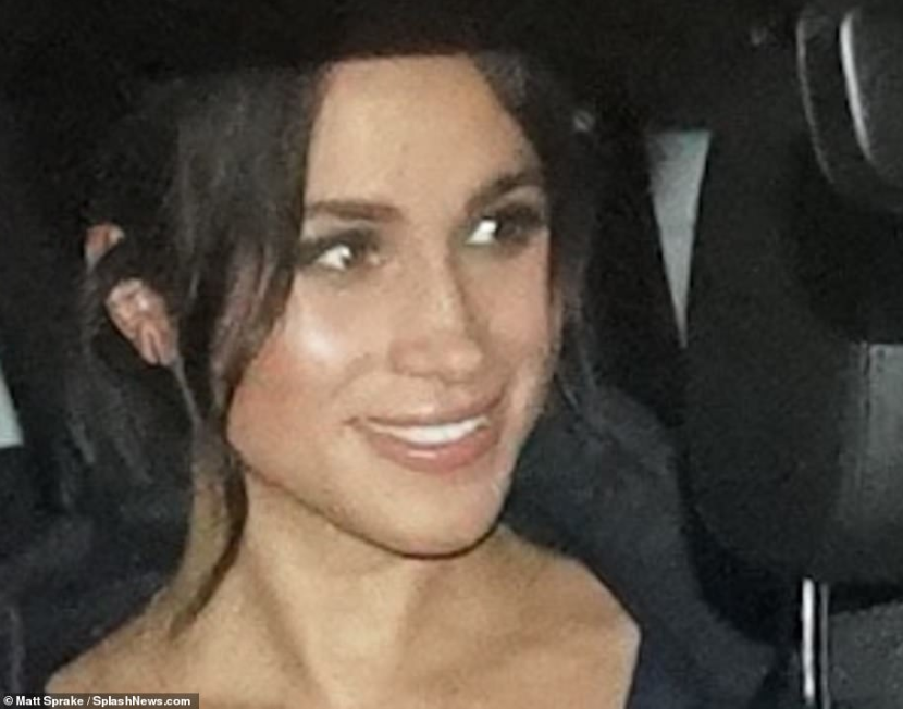 Prince Harry, Meghan Markle, and her bump attend charity carol concert in honour of Harry