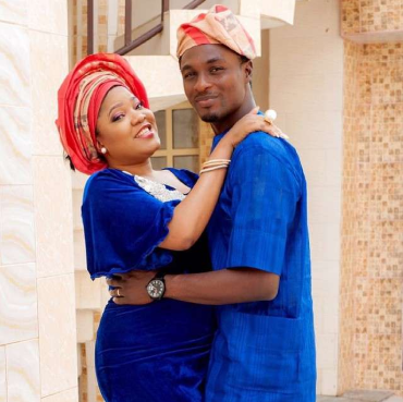 """Toyin, please let me go"" Adeniyi Johnson accuses ex Toyin Abraham of refusing to grant him divorce"