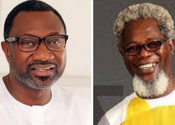 Billionaire businessman, Femi Otedola, has promised to take care of ailing actor, Victor Olaotan