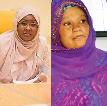 Aisha Buhari distances self from alleged fraudster recently arrested by DSS