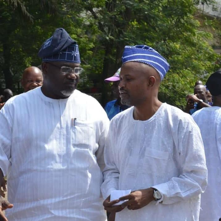 Rose Odika, Dele Odule, Lere Paimo, others turn up for Baba Sala