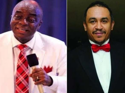 Freeze reacts to Bishop David Oyedepo