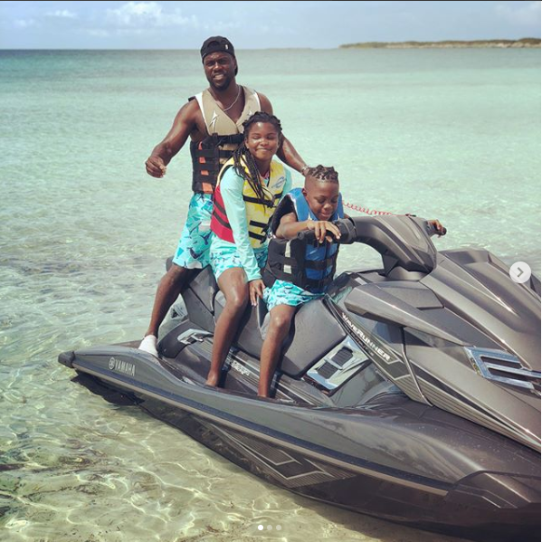Kevin Hart reveals the 'most amazing question' his kids asked him today and how he intelligently answered will leave you impressed