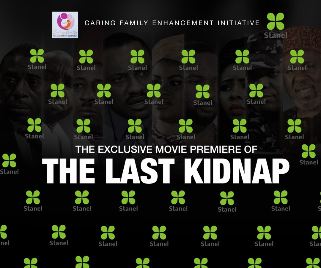 The Last Kidnap premieres Friday December 7th at Stanel World Awka