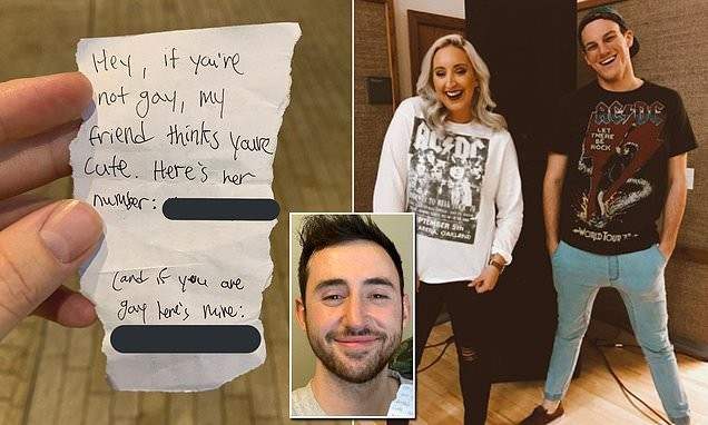 Man goes viral after sharing a note from a