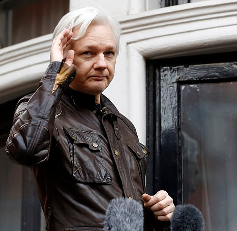 Britain promises not to extradite Julian Assange and says he can leave the Ecuador embassy in London