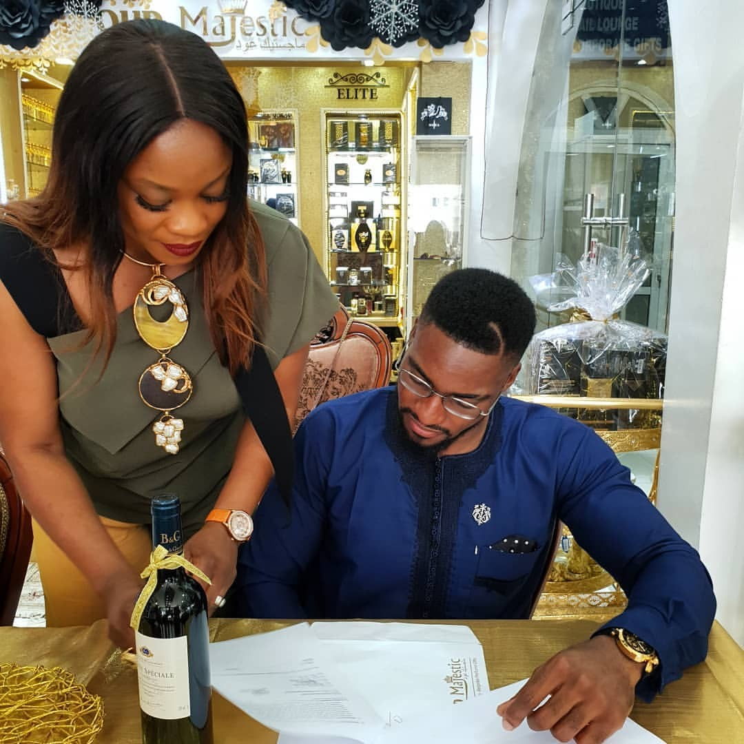 Oud Majestic signs actress Lilian Esoro and model Somto Akanegbu as their latest brand ambassadors
