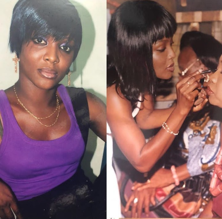 Helen Paul reflects on her past and all the jobs she had to do to make ends meet