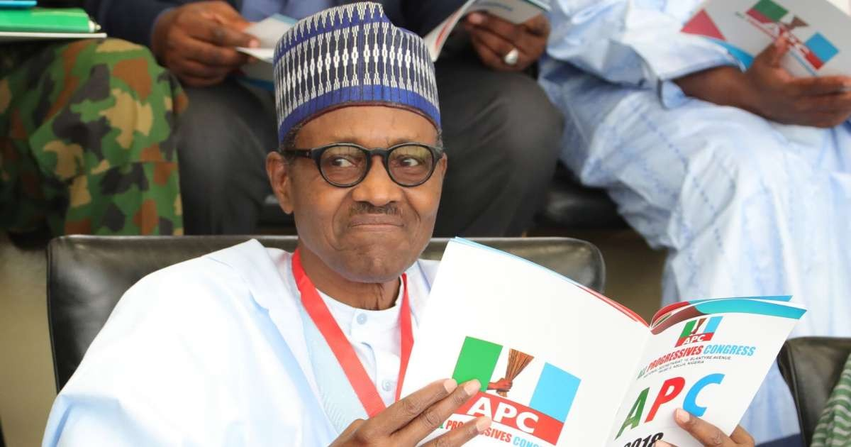 President Buhari rejects the electoral amendment bill for the 3rd time