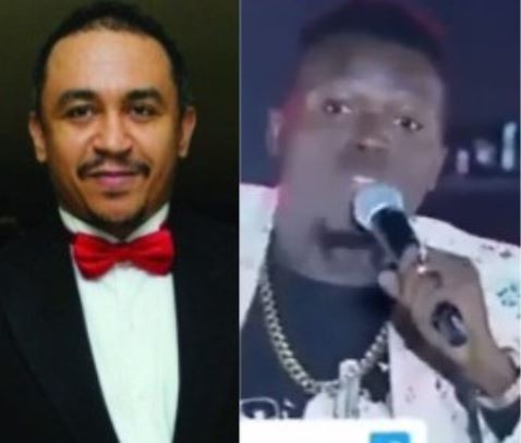 Akpororo?s paedolalia on stage brought to light an absurd level of benightedness  - Daddy Freeze fights back