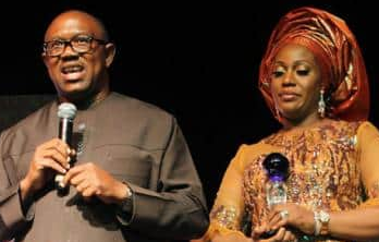 PDP alleges bank accounts of Peter Obi and his wife have been frozen