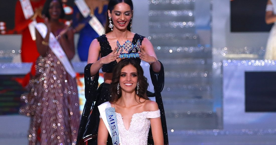 Miss Mexico, Vanessa Ponce De Leon, is Miss World 2018