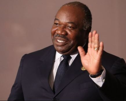 Gabon?s Vice-President Pierre?Moussavou confirms President Ali Bongo has been down with stroke since October