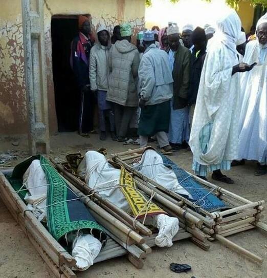 Photo: Armed bandits kill residents of Tsafe in Zamfara