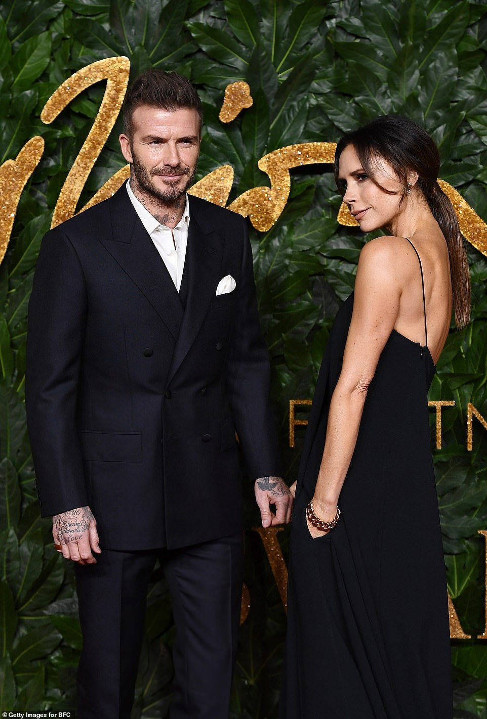 Victoria Beckham, Kendall Jenner, Cindy Crawford, Kaia Gerber and other celebrities at the British Fashion Awards (photos)