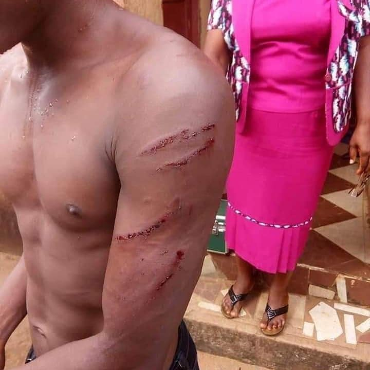 Police arrest CEO of security company?who ordered her thugs to brutalize gateman for demanding his salary