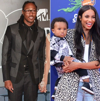 Ciara petitions judge to force Future to enter mediation so they can work out a travel schedule for their son