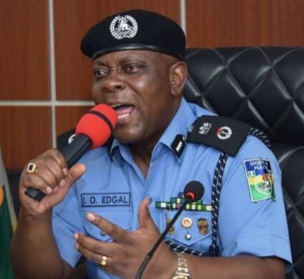I have arrested 233 policemen for corruption related offences in the last 12-month - Lagos CP, Edgal Imohimi