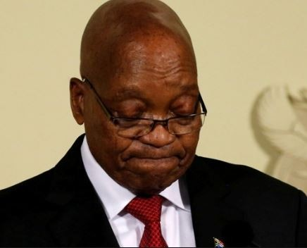 Court orders?Jacob Zuma to refund over $1m to the South African government as legal fees which was expended on him