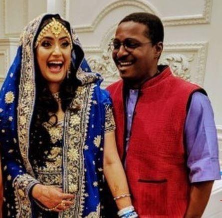 Former HiTV boss, Toyin Subair remarries Anita Gupta in India (Photo)