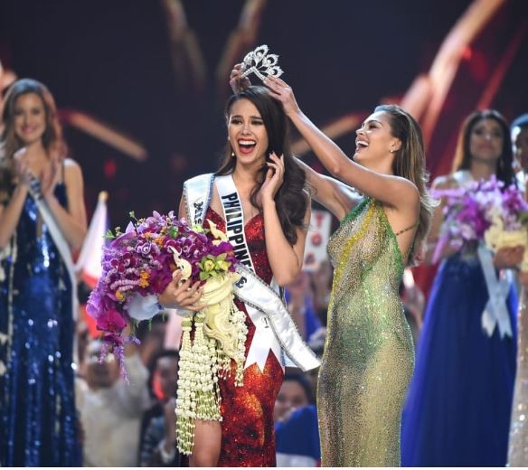 Meet Catriona Gray 24 Year Old Philippino Beauty Who Won Miss Universe 2018