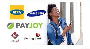 Own a smartphone today and pay in flexible instalments