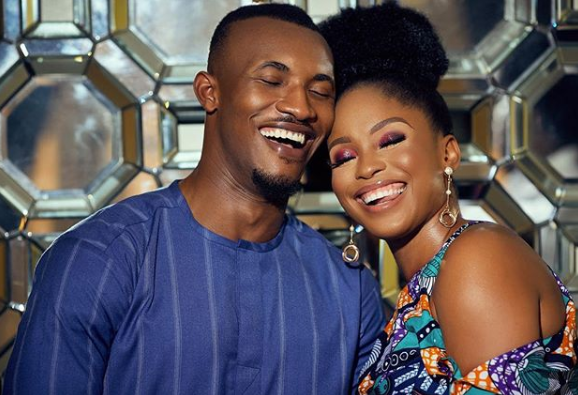 Gideon Okeke and fianc?e Chidera release their pre-wedding photos