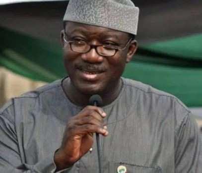 Ekiti State is too broke to appoint political officers ? Governor?Fayemi