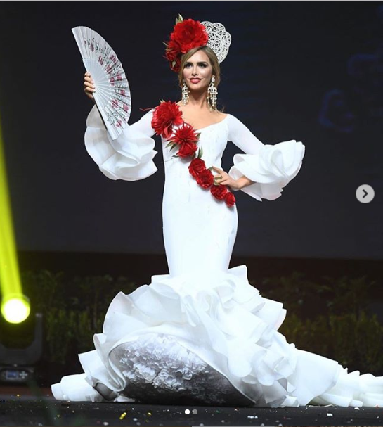 Meet Angela Ponce of Spain, the first transgender woman to compete in Miss Universe (Photos)