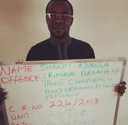 Fake farmer arrested for N4m fraud in Kaduna State (Photos)